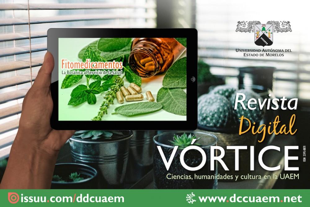 Revista Digital Vórtice Universidad Autónoma Del Estado De