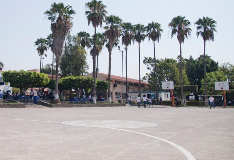 Espacios universitarios deportivos - Universidad Autónoma