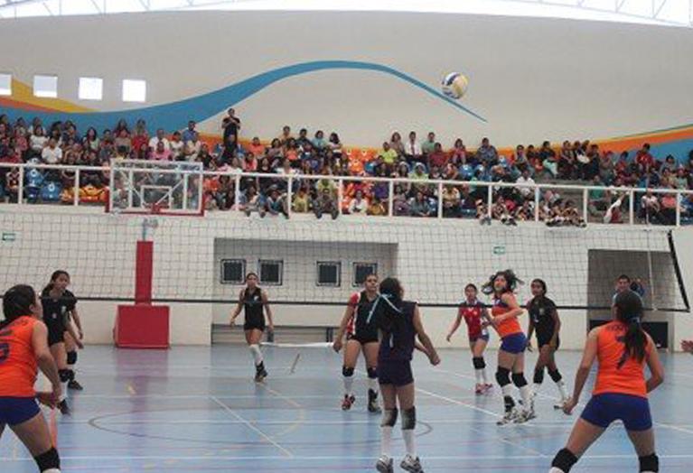 Espacios universitarios deportivos universidad aut noma for Mural de prepa 1 toluca
